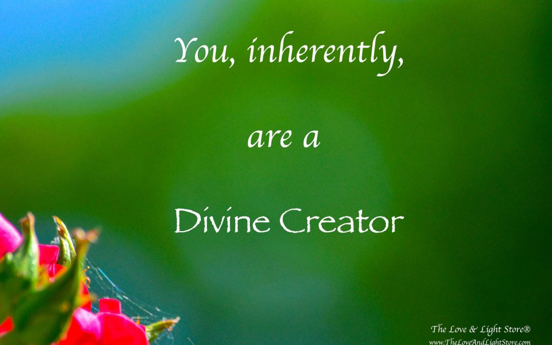 You are a unique Divine Creator- short video