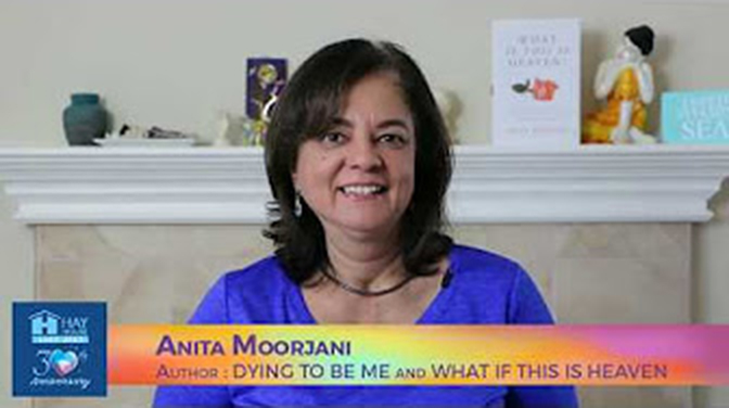Anita Moorjani: Choosing love while dealing with global challenges
