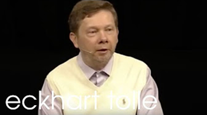 Eckhart Tolle: The Deeper Dimensions Of Stillness